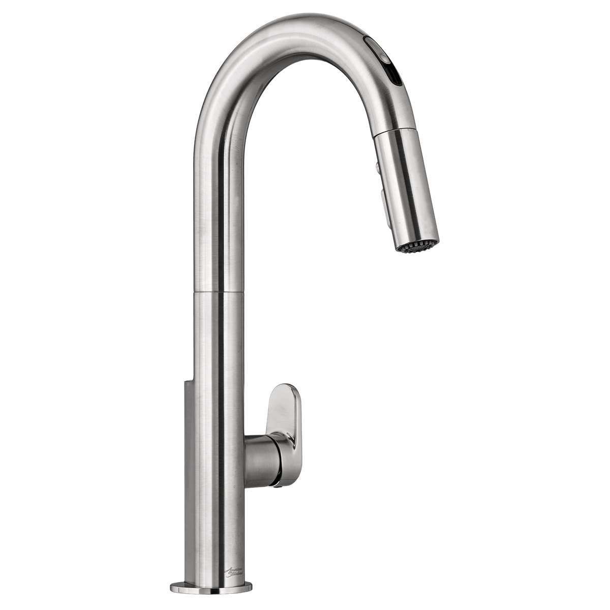 American Standard 4931 380 075 Beale Pull Down Kitchen Faucet With Selectronic Hands Free Technology Stainless Steel