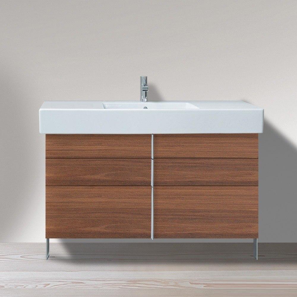Duravit VE6415 Vero 47-1/4 x 17-1/2 Inch Vanity Unit Floor ...