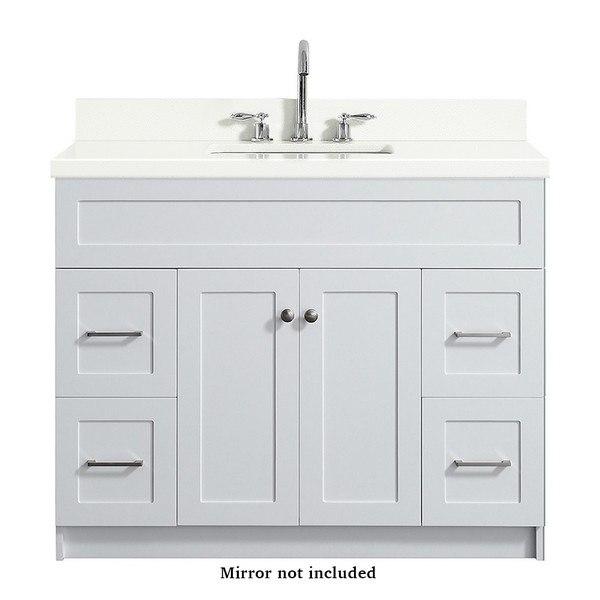 42 Vanity Bathroom Image Of