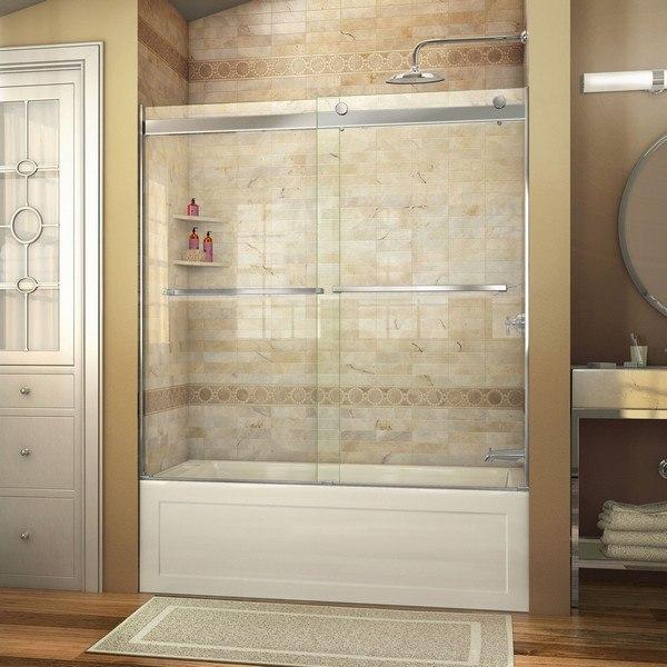 DreamLine SHDR 6360600 Essence 56 60 W Inch Frameless