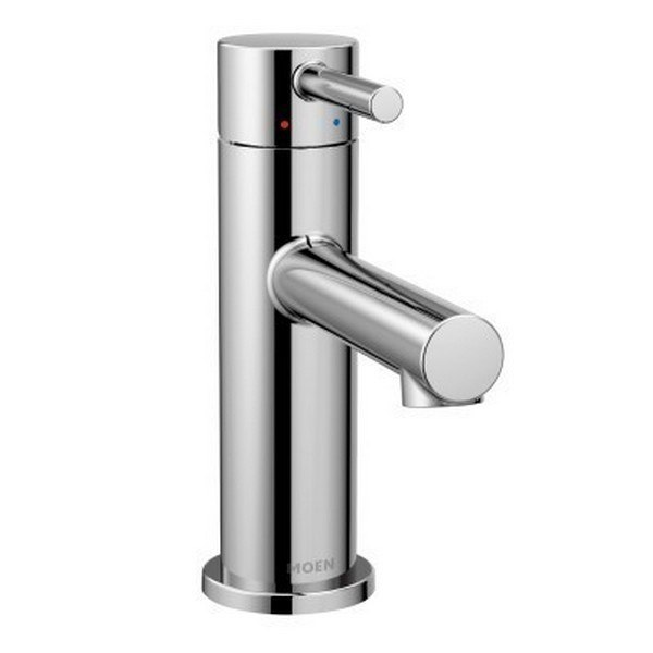 Moen 6190 Align Single Handle High Arc Bathroom Faucet 6190 6190bg 6190bl 6190bn
