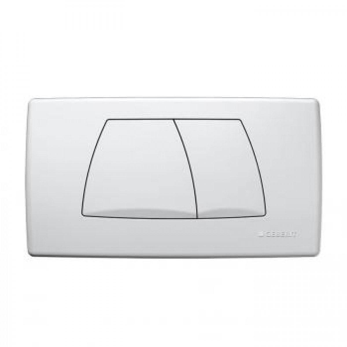 Geberit 115 888 1 Twinline Dual Flush Actuator Plate
