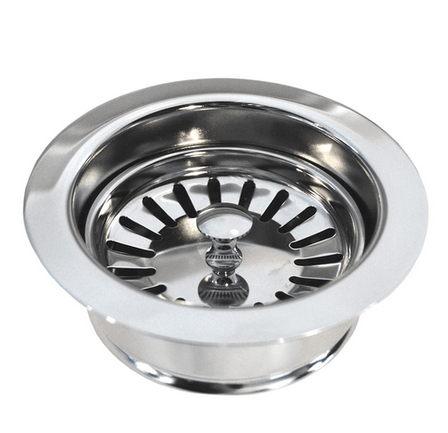 NATIVE TRAILS DR340 3-1/2 INCH KITCHEN SINK BASKET STRAINER DRAIN TO USE  WITH ISE DISPOSERS