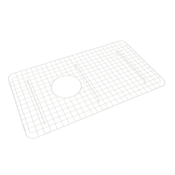 Rohl Wsg6307bs Wire Sink Grid For 6307 Kitchen Sink Biscuit