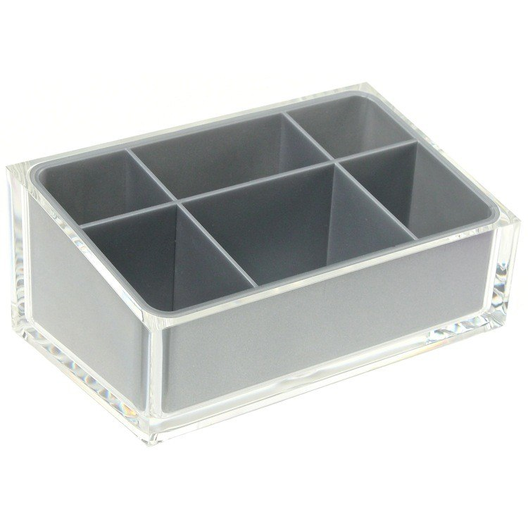 GEDY RA00-73 RAINBOW MAKE-UP TRAY MADE OF THERMOPLASTIC RESINS