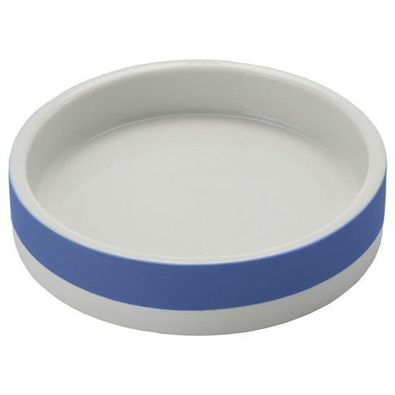 GEDY MZ11-11 MIZAR SOAP DISH MADE FROM POTTERY