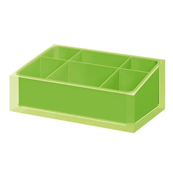 GEDY RA00-04 RAINBOW MAKE-UP TRAY MADE OF THERMOPLASTIC RESINS