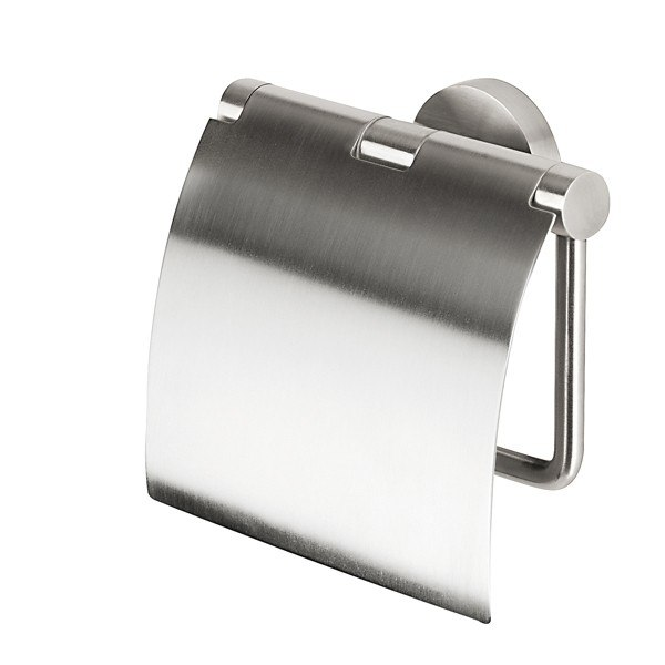 GEESA 6508 NEMOX COLLECTIOND BRASS TOILET ROLL HOLDER WITH COVER