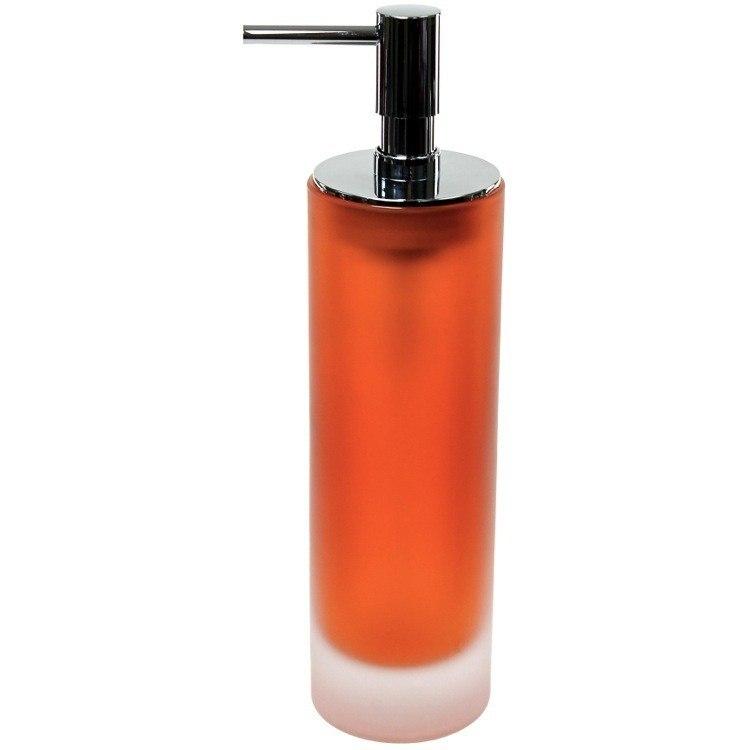 Gedy Ti80 Tiglio Free Standing Soap Dispenser In Gl