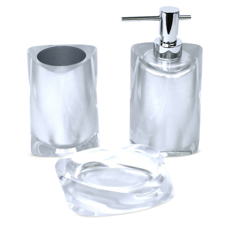 GEDY TW200-73 TWIST ACCESSORY SET OF THERMOPLASTIC RESINS