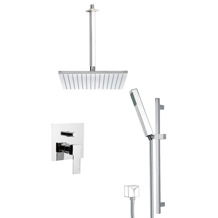 REMER SFR7508-14 AUTUNNO SQUARE SHOWER SYSTEM