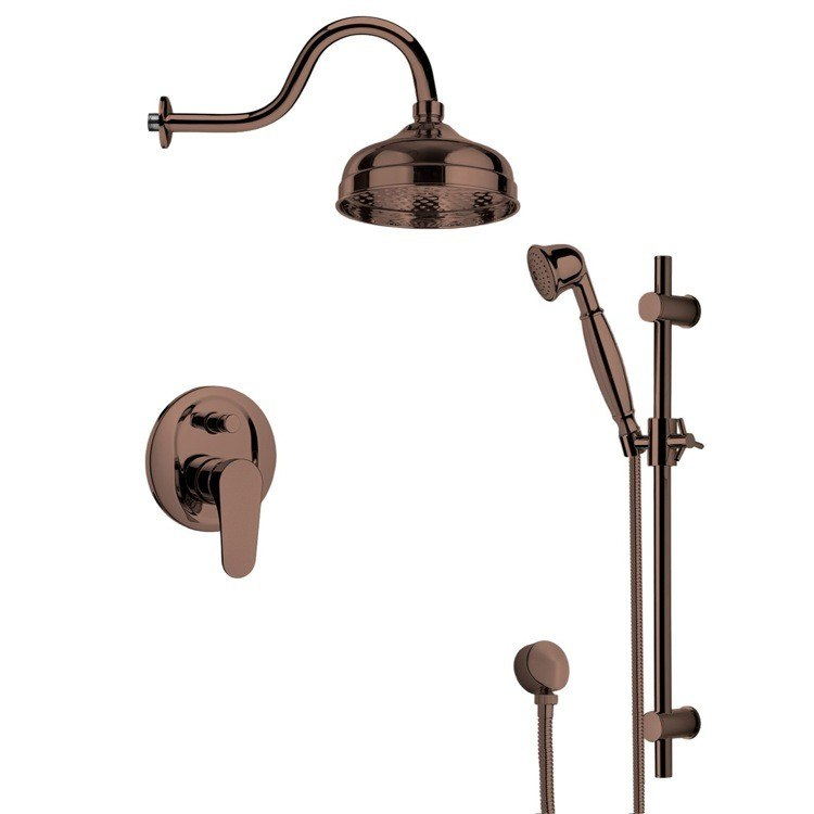 REMER SFR7526-OIL AUTUNNO SHOWER FAUCET
