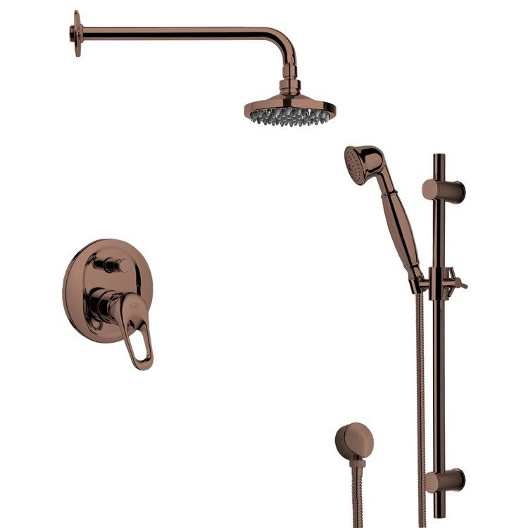 REMER SFR7533-OIL AUTUNNO SHOWER FAUCET