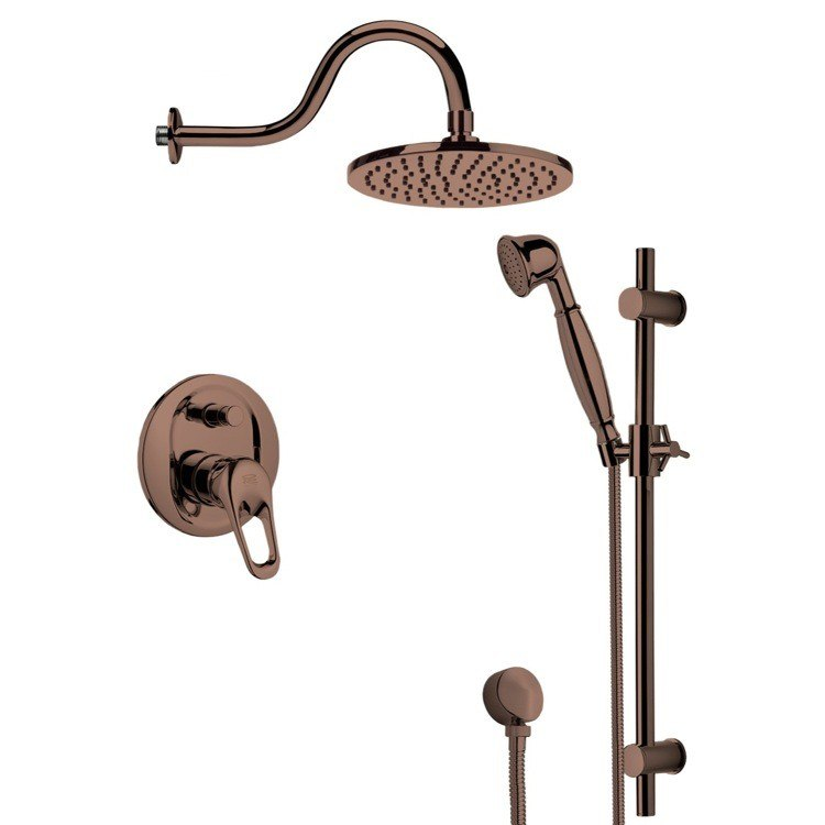 REMER SFR7535-OIL AUTUNNO SHOWER FAUCET