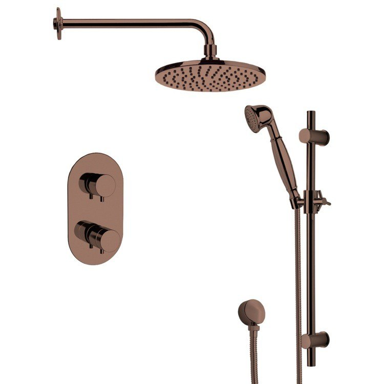 REMER SFR7537-OIL AUTUNNO SHOWER FAUCET