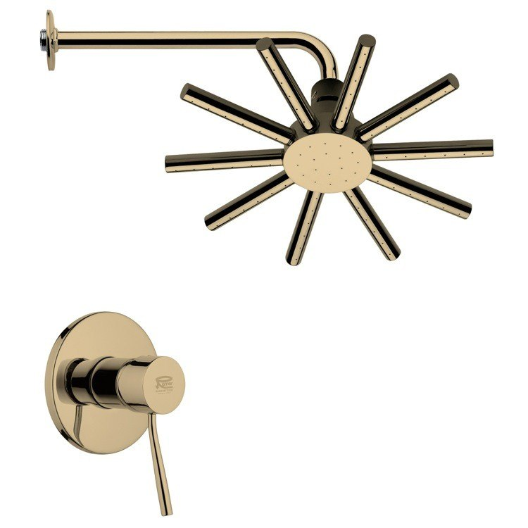 REMER SS1132 MARIO SHOWER FAUCET SET