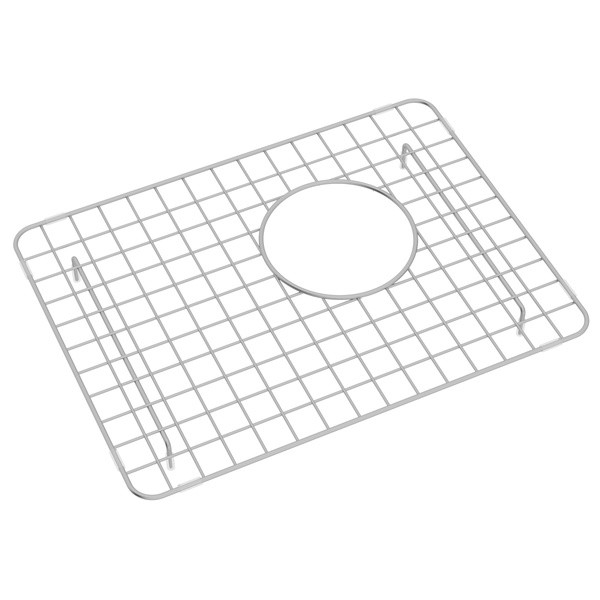 Rohl Wsg4019smwh Wire Sink Grid For Rc4019 And Rc4018 Kitchen Sink Large Bowl Rohl Wsg4019smbs Wire Sink Grid For