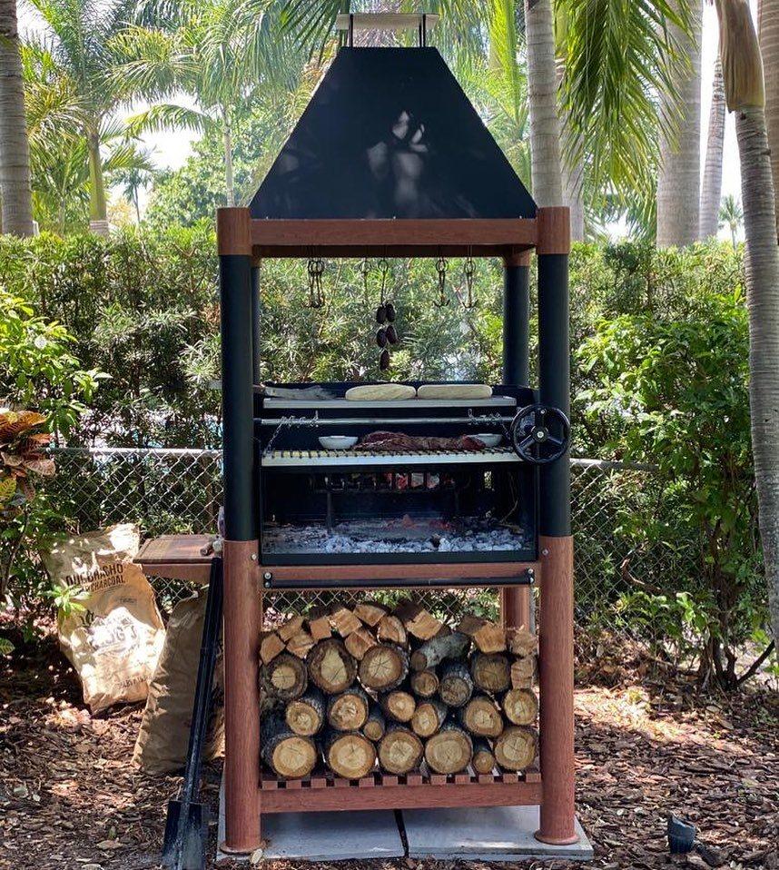 Tagwood grill